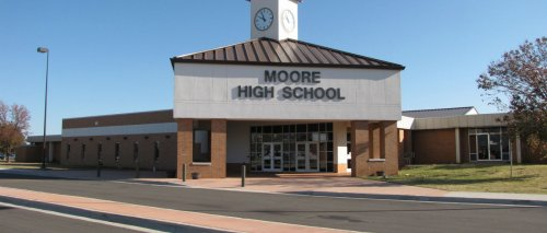 Moore High School Commons