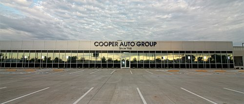 Cooper Auto Corp. Offices & Reconditioning Facility